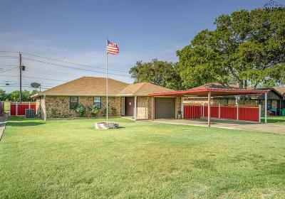 Iowa Park Single Family Home For Sale: 515 W Smith Avenue