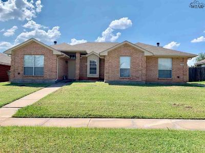Wichita Falls Multi Family Home For Sale: 2419 Missile Road