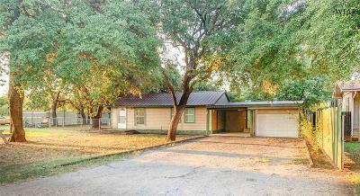 Iowa Park Single Family Home Active W/Option Contract: 700 E Lafayette Avenue