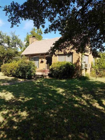 Wichita Falls Single Family Home For Sale: 2234 Harrell Street