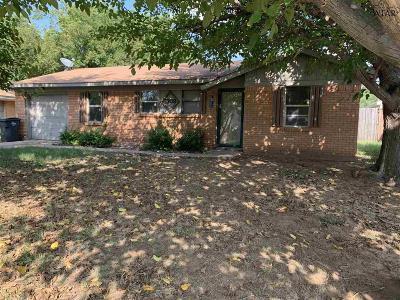 Wichita Falls TX Single Family Home For Sale: $76,500