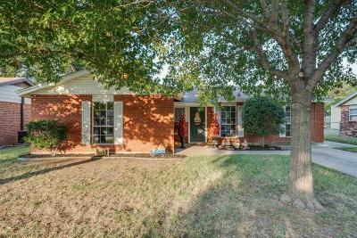 Wichita Falls TX Single Family Home For Sale: $117,900
