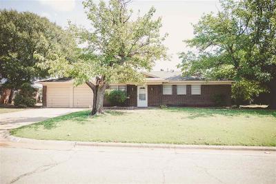 Wichita Falls TX Single Family Home For Sale: $89,900