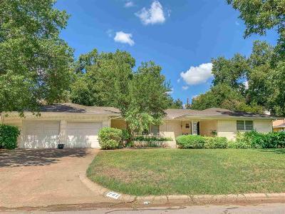 Burkburnett Single Family Home For Sale: 701 Sunset Drive