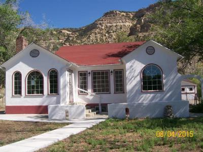 Single Family Home Sold: 3630 W Spring Canyon Rd