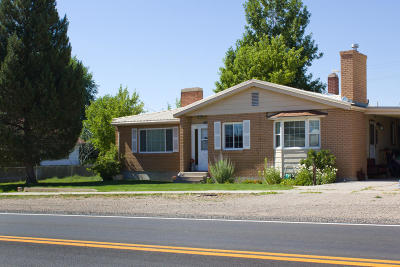 Beaver Single Family Home For Sale: 475 E 200 North