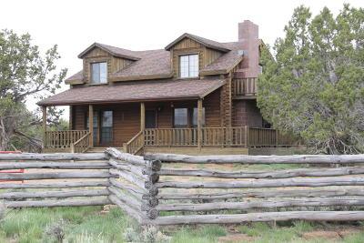 Cedar City Single Family Home For Sale: 2194 S 11600 W