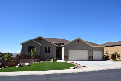 Single Family Home For Sale: 1093 E Fiddlers Canyon Rd