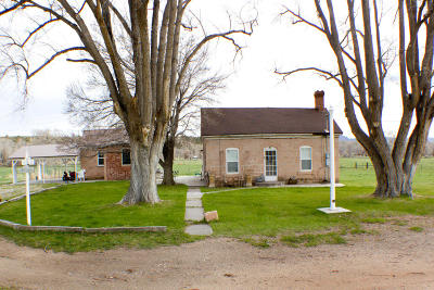 Beaver Single Family Home For Sale: 896 E 300 South