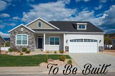 Cedar City UT Single Family Home For Sale: $263,900