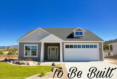 Cedar City UT Single Family Home For Sale: $256,900