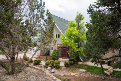 Parowan Single Family Home For Sale: 487 City View Dr