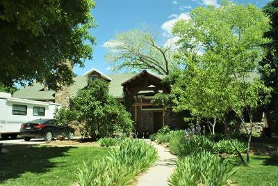 Parowan Single Family Home For Sale: 280 N 300 W