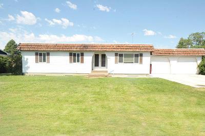 Beaver Single Family Home For Sale: 145 N 400 East
