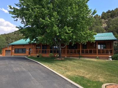 Beaver Single Family Home For Sale: 2236 E Navajo Trail