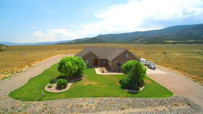 Parowan Single Family Home For Sale: 1521 S 3275 W