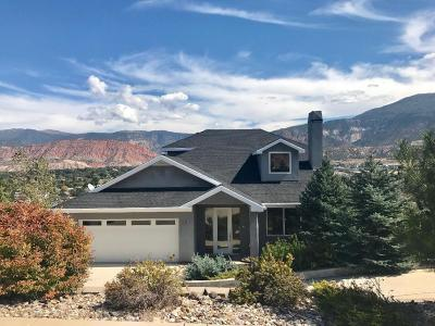 Cedar City Single Family Home Accepting Backup Offers: 645 S Rose Hill Rd