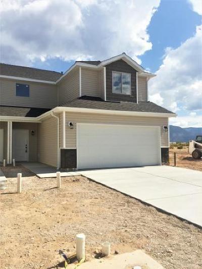 Cedar City Single Family Home For Sale: 2684 N Clark Parkway