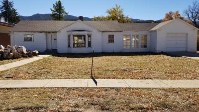 Parowan Single Family Home For Sale: 27 W 200 S