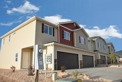 Cedar City Condo/Townhouse For Sale: 3041 N 125 E