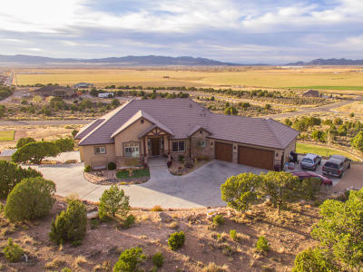 Cedar City Single Family Home For Sale: 783 Canyon Dr