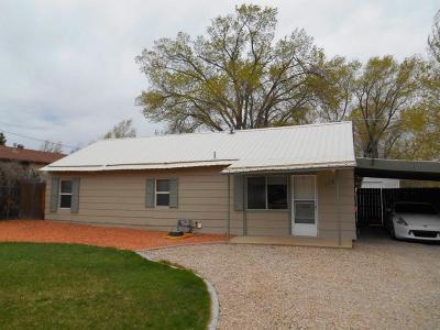 Cedar City Single Family Home Accepting Backup Offers: 118 S 400 E