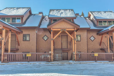 Beaver Condo/Townhouse For Sale: 35 W Hwy 153 Eagle Point Ski Resort