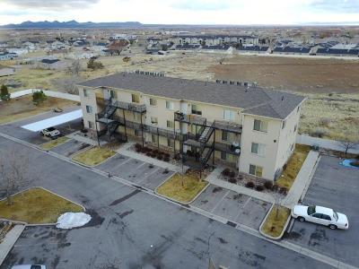Cedar City Multi Family Home For Sale: 576 W 1045 N