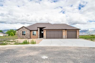 Cedar City Single Family Home For Sale: 4826 N 2425 W