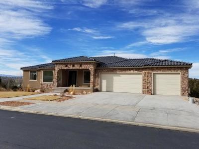 Cedar City Single Family Home For Sale: 1321 N 525 E