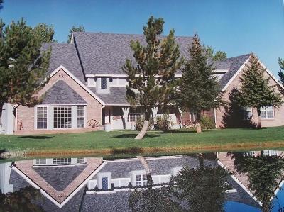 Parowan Single Family Home For Sale: 10 S 600 W