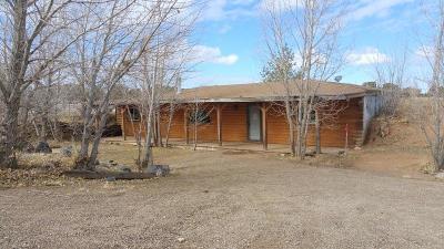 Cedar City Single Family Home For Sale: 5076 N 4300 W