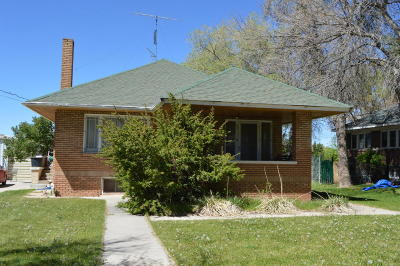 Parowan Single Family Home For Sale: 67 E 100 N