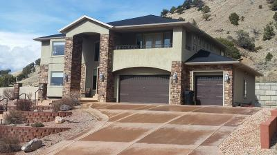 Cedar City Single Family Home For Sale: 1418 N Knoll