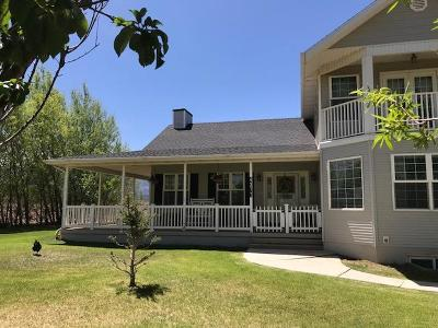 Cedar City Single Family Home For Sale: 4377 W 1400 S