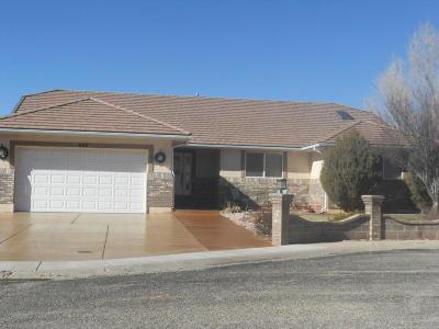 Parowan Single Family Home For Sale: 465 E 200 S St