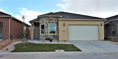 Cedar City Single Family Home For Sale: 2345 W Cresent Heights Dr