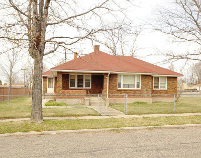 Beaver Single Family Home For Sale: 95 N 100 West