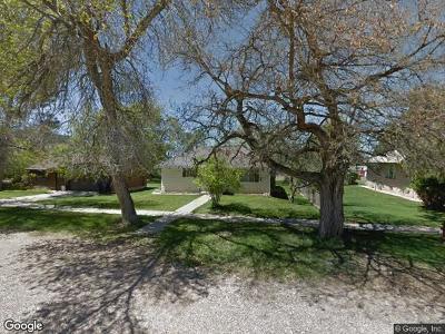 Parowan Single Family Home For Sale: 156 S 100 W