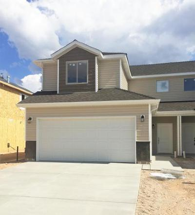 Cedar City Condo/Townhouse For Sale: 2676 N Clark Parkway
