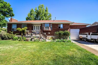 Parowan Single Family Home For Sale: 473 E 80 S