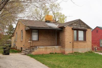 Cedar City Single Family Home For Sale: 571 W 200 N