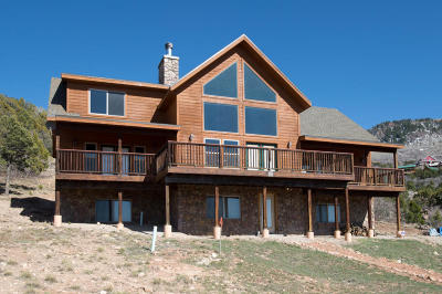 Cedar City Single Family Home For Sale: 2101 S High Cedar View Dr