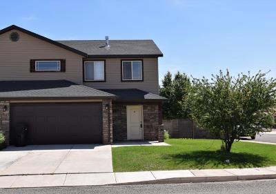 Cedar City Single Family Home For Sale: 1845 Gemini Meadows Ln