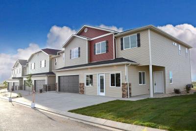 Cedar City Condo/Townhouse For Sale: 243 E 3025 N