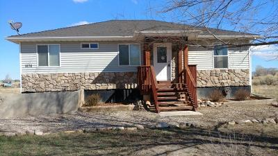 Cedar City Single Family Home For Sale: 1076 W Midvalley Rd