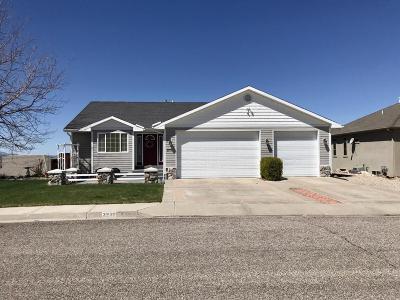 Cedar City Single Family Home Accepting Backup Offers: 2239 Red Cedar Cir