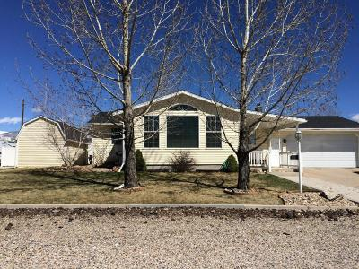 Beaver Single Family Home Accepting Backup Offers: 590 N 400 E