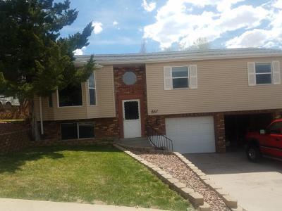 Cedar City Single Family Home For Sale: 2211 W Meadow St