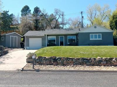 Cedar City Single Family Home For Sale: 180 S 1400 W